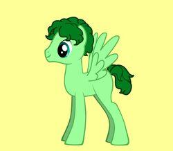 Greenwing Pony