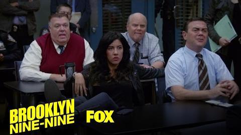 Captain Holt Shares Some Bad News Season 4 Ep. 13 BROOKLYN NINE-NINE