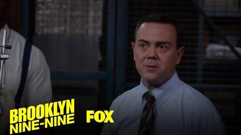 Boyle Devises A Plan To Get Rid Of The Rats Season 4 Ep. 13 BROOKLYN NINE-NINE