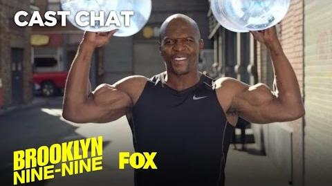 Terry's Fitness Tip 4 Get In Your Reps Season 4 BROOKLYN NINE-NINE
