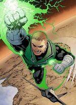 Green Lantern (Guy Gardener)