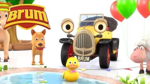 ★ Brum ★ Brum Celebrates Beep's Birthday Party - - KIDS SHOW FULL EPISODE