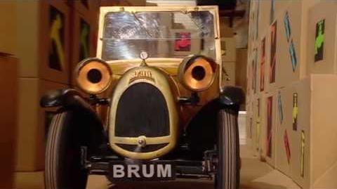 Brum 403 - GOLDEN LOO - Kids Show Full Episode