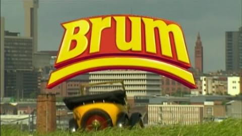 Brum - Series 4 Episode 11 - Brum and the Runaway Sofa