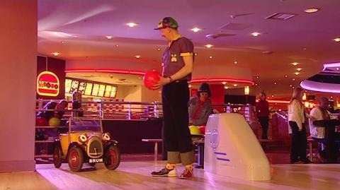 Brum and the Bowling Alley