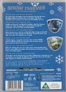 Snow Thieves DVD Rear