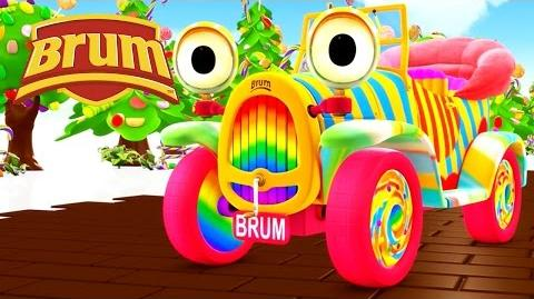 ★Brum★ Brum and the Candyland Dream - KIDS SHOW FULL EPISODE