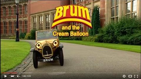 BRUM And The Cream Balloon (03x09)