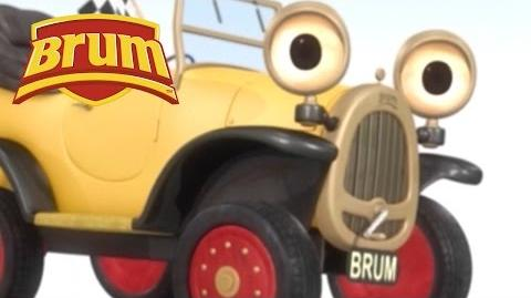 Video Brum Brum Gets Hiccups Kids Show Full Episode