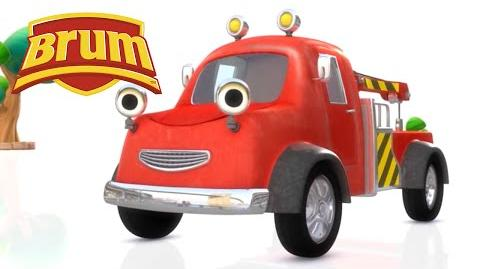 ★ Brum ★ Brum Plays I-Spy and Meets Beep the Truck - FULL EPISODE 4 HD - Kids Show