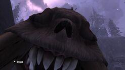 Hextadon Face