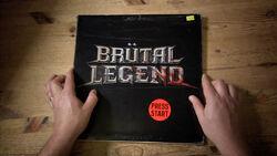 Brutal Legend Press Start