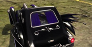 Hearse Special Seat