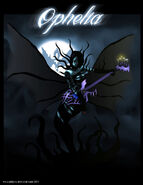 Fan Art Dark Ophelia