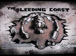 The Bleeding Coast Map