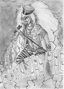 Fan Art Lion