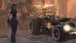 Duece Mine Cart