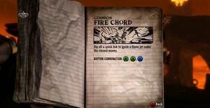 Fire Chord