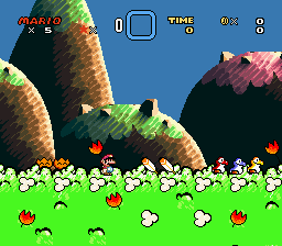 File:Baby Yoshi Hill.png