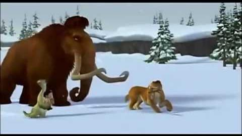 Ice age theatrical trailer