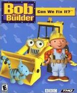Bob the Builder Can We Fix It Box Front