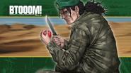 Btooom Episode 7 End Card