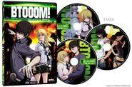 Btooom DVD Set by Sentai Filmwork