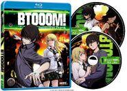 Btooom Blu-Ray Set by Sentai Filmwork
