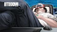 Btooom Episode 6 End Card