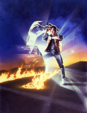 File:Back to the Future Textless Poster.jpg