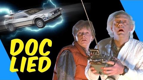 Doc Brown LIED to you about 88 miles-per-hour