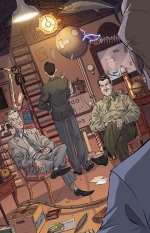 Doc's apartment