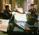 Police car (2015)