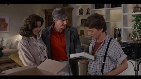 George McFly Figured Out '55 Marty - His Son Breakdown of Events