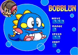 Bobblun little bubbleprofile