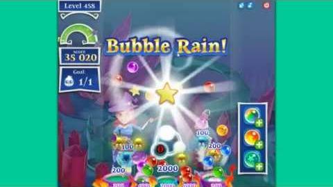 Bubble Witch 2 Saga Level 458