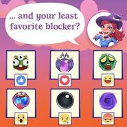 Your least favorite blocker