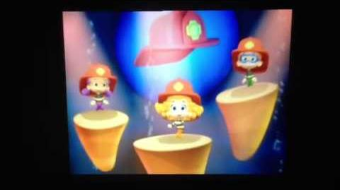 Bubble guppies tunes 52 firefighter dance(Hebrew)