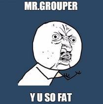 Y U SO FAT