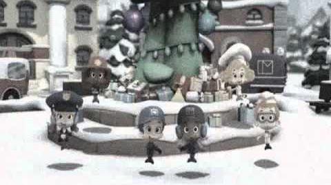 Bubble Guppies Tunes 56 Happy Holidays
