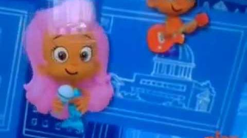 Bubble Guppies UK Build Me a Building