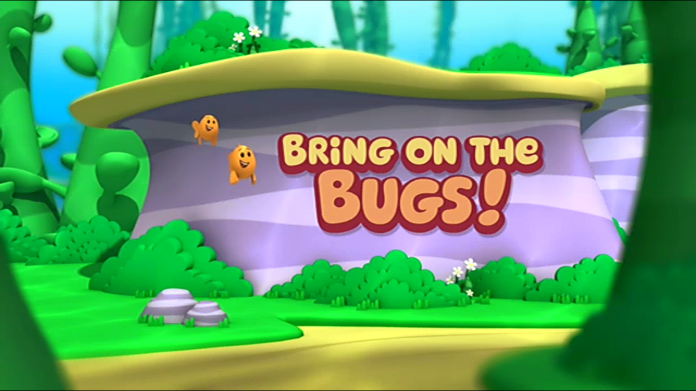 bring on the bugs bubble guppies wiki fandom powered by wikia