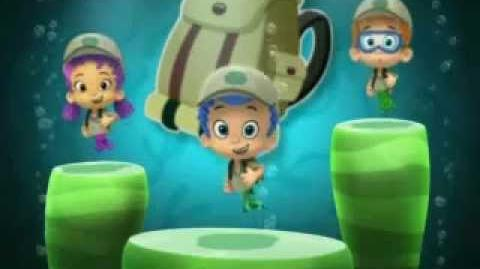 Bubble Guppies Tunes 23 Backpack Dance