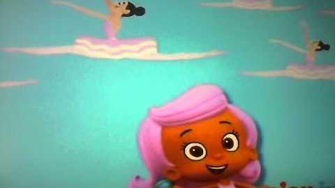 Bubble Guppies Balé em Português