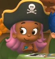 Molly pirate agai