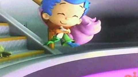 Bubble Guppies Molly & Gil Hug 2 times