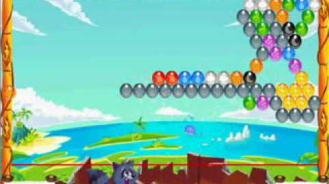 Bubble Island (Stage 10 - Level 10)