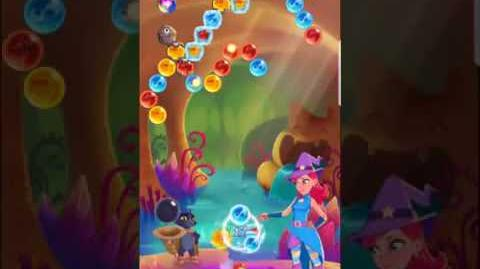 Bubble Witch 3 Saga ~ Treasure Cave (9 Aug 2017) Level 4