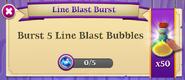 BWS3 Quests Line Blast Burst 5x50