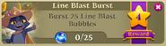 BWS3 Quests Line Blast Burst 25